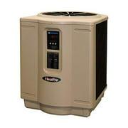 Hayward Pool HP21404T HeatPro In Ground Heat Pump, 140,000 BTUs, Square Platform