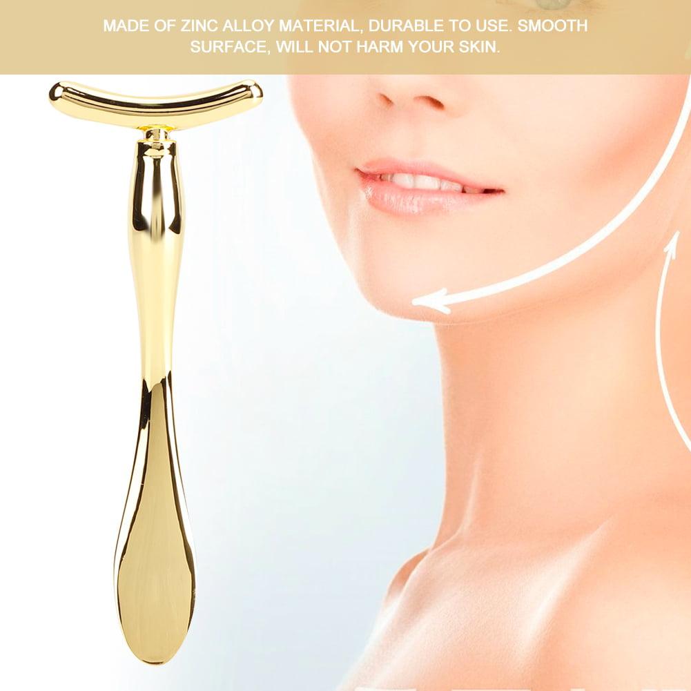 YLSHRF Eye Cream Metal Stick Spoon, Eye Cream Massage