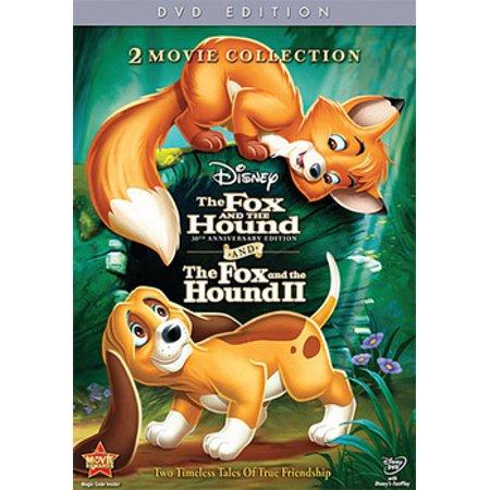 The Fox And The Hound / The Fox And The Hound II (30th Anniversary Edition) (Widescreen, ANNIVERSARY) - Cheap Disney Movies