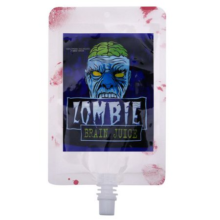 Theme Names For Halloween Party (KABOER 10Pcs Halloween Blood Bags Drink Container Halloween Party Decorations Reusable   Bags for Theme Parties Zombie Vampire Party)