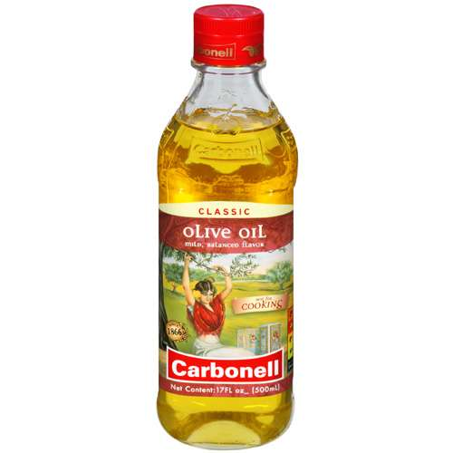 Carbonell: Classic, Mild, Balanced Flavor Olive Oil, 17 Fl Oz