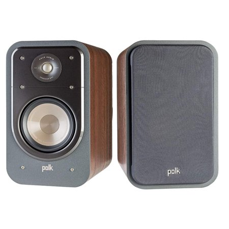 Polk Audio Signature S20 American Series Large Bookshelf Speakers, Set of (Polk Audio Floor Standing Speaker R50 Review)