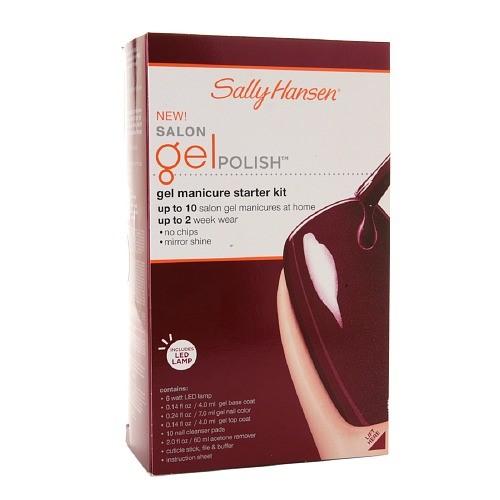 Sally Hansen Pro Salon Kit, Wine Out