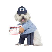 US Mail Carrier Pup Pet Costume