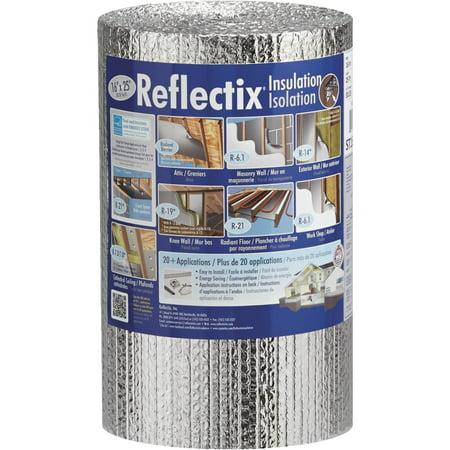 Staple Tab Reflectix Insulation