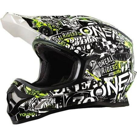 O'Neal Racing 3 Series Attack Helmet](Horse Racing Helmets)