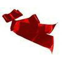 S&M Silky Sash Restraints: Red