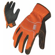 Ironclad Mechanics Glove,  1 PR XL Hi-Viz Orange   EXO-HSO-05-XL