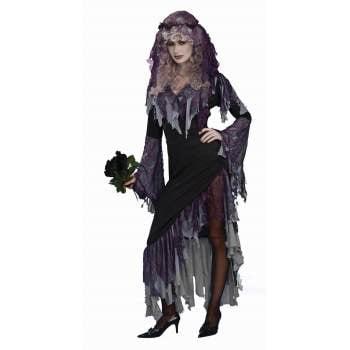 COSTUME-ZOMBIE BRIDE - Zombie Bride