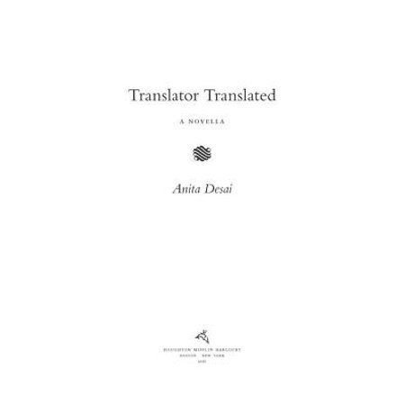 Translator Translated - eBook