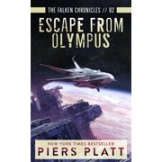 Escape from Olympus - eBook