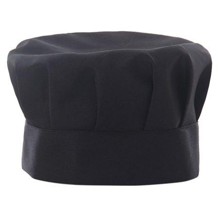 Chef Hat Adult Adjustable Baker Kitchen Cooking Chef Cap - Chef Caps
