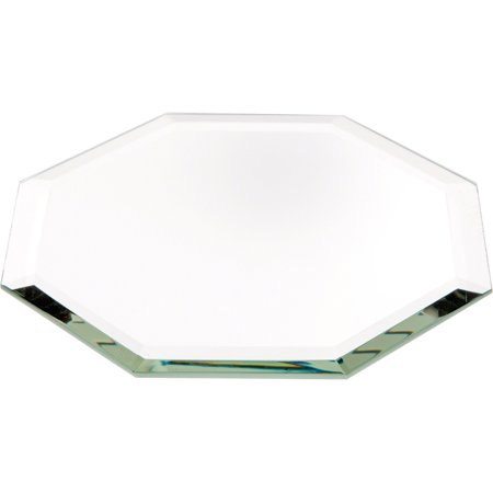 3mm Beveled (Beveled Glass Mirror, Octagonal 3mm - 4