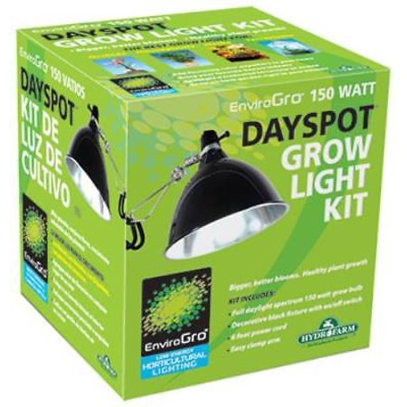 - 150W Dayspot Grow Kit You Can Spotlight Tropical Plants Bonsai Orchids Only One