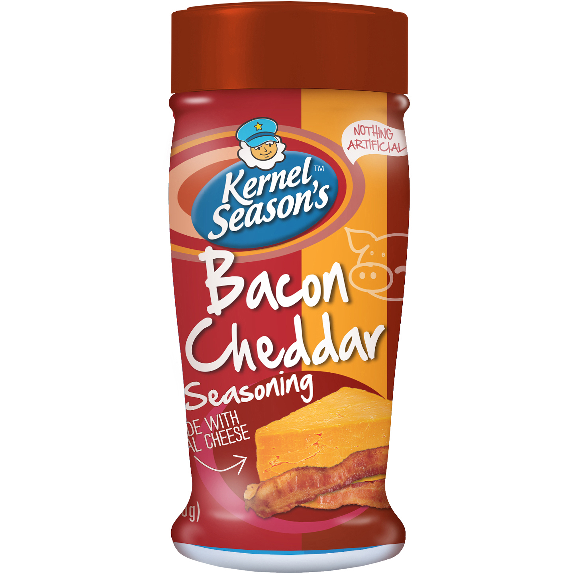 Kernel Season's Bacon Cheddar Seasoning, 2.85 oz