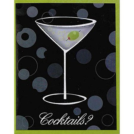 Cocktail Hour Party Invitations, - Party City Store Hours Today