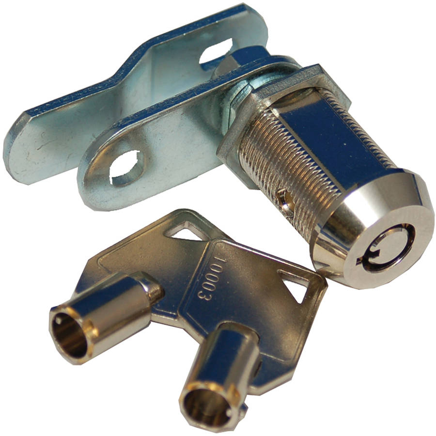"Prime Products 18-3325 Ace Key Locks, 7/8"", Pack of 4"