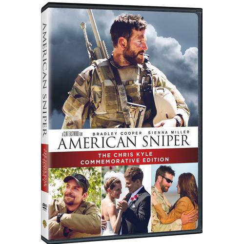 American Sniper: The Chris Kyle Commemorative Edition (Walmart Exclusive)) by