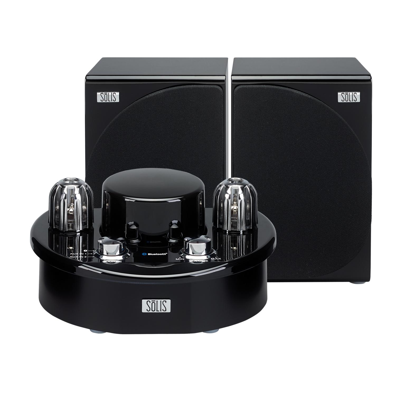 SōLIS SO-8000 Stereo Bluetooth Vacuum Tube Audio System
