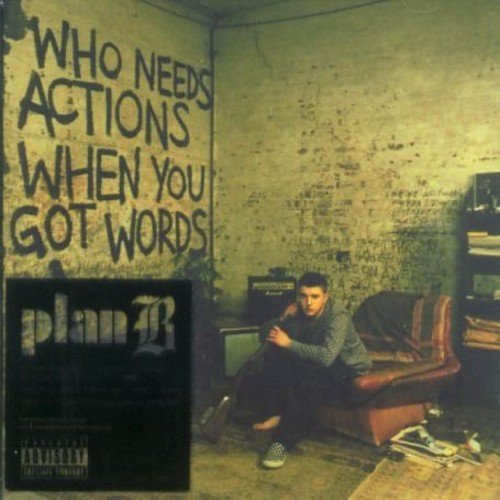 Who Needs Actions When You Got Words (Vinyl)