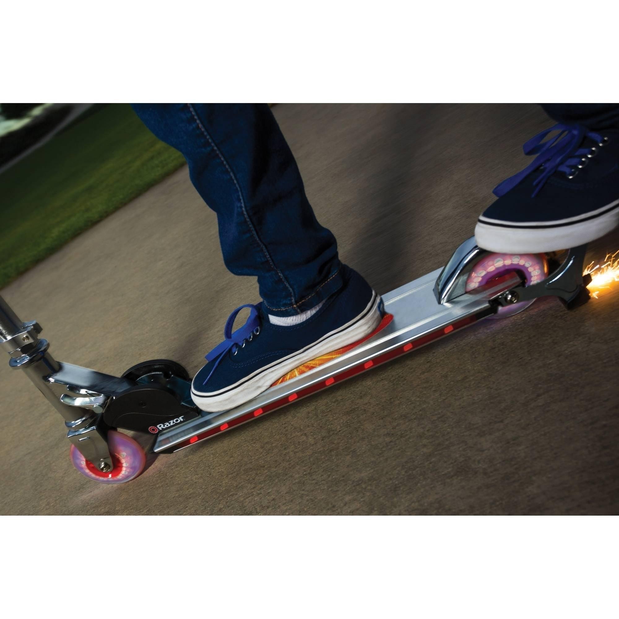 Razor Kids Scooter Kick Outdoor Sports Ride On Push Folding Wheels