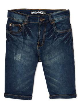 Tony Hawk Boys Jean Shorts, Sizes 4-16