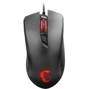 MSI Clutch GM10 USB Adjustable DPI Ergonomic Design Gaming Grade Optical (Top 10 Best Gaming Mice)