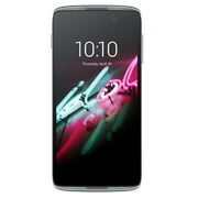 """Alcatel OneTouch Idol 3 (4.7"""") Unlocked GSM Android Cell Phone - Gray"""