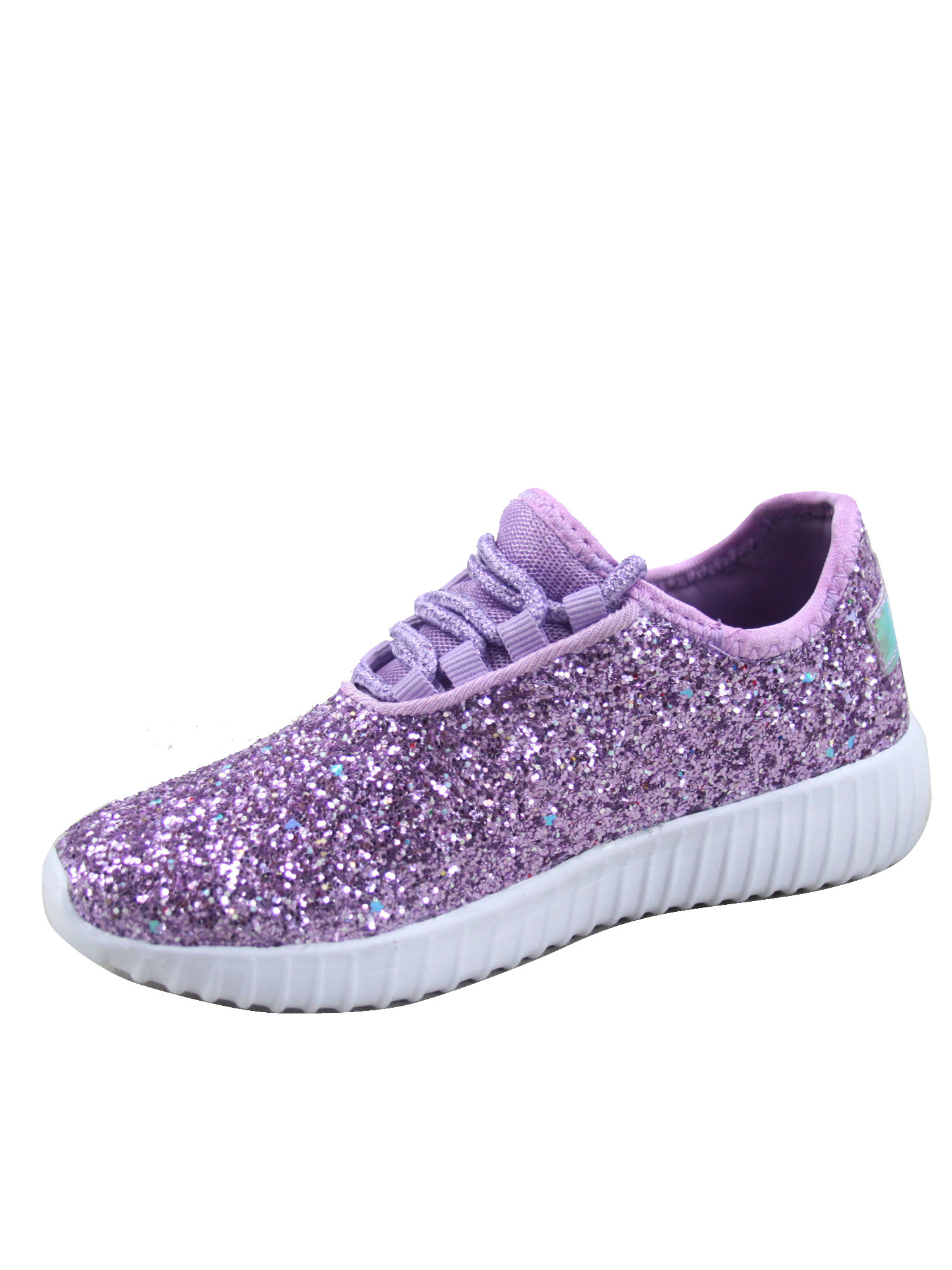 weight Glitter Sneaker Athletic Shoes
