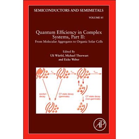 Quantum Efficiency in Complex Systems, Part II: From Molecular Aggregates to Organic Solar Cells - eBook