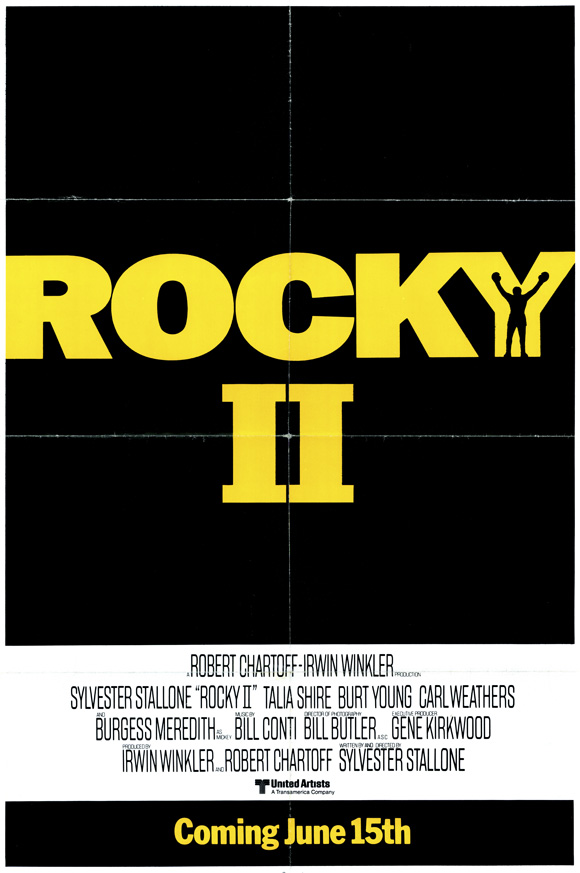 Talia Shire Rocky Movie POSTER 27 x 40 USA NEW Sylvester Stallone C