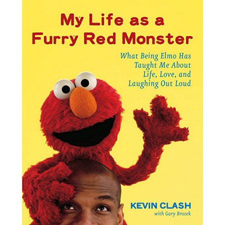 Furry Monster (My Life as a Furry Red Monster -)