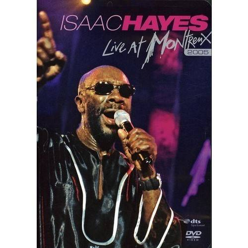 Isaac Hayes: Live At Montreux 2005 (Music DVD)