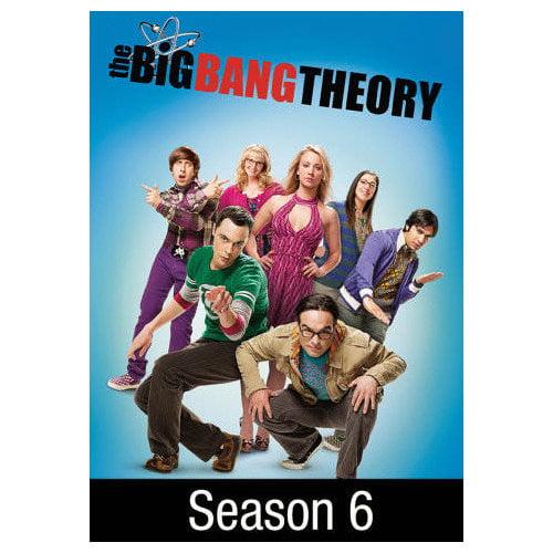 The Big Bang Theory: The Fish Guts Displacement (Season 6: Ep. 10) (2012)