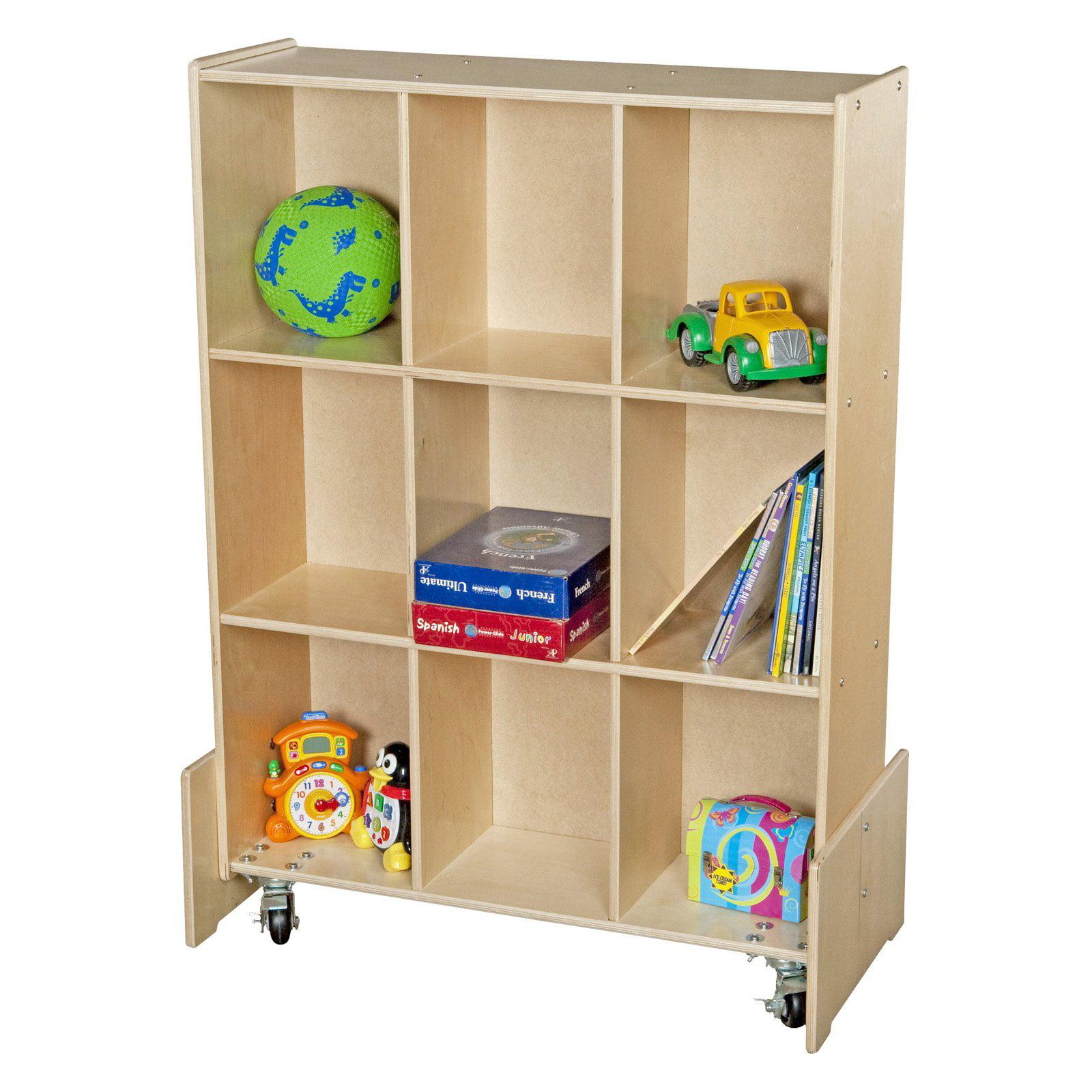 Wood Designs Contender Roll & Write Storage Unit