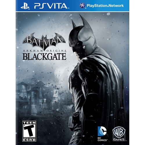 Batman: Arkham Origins Blackgate (PSV)