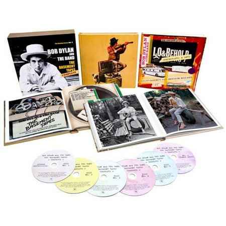Dylan, Bob : Basement Tapes Complete: The Bootleg Series 11 - Bob Dylan Halloween Songs