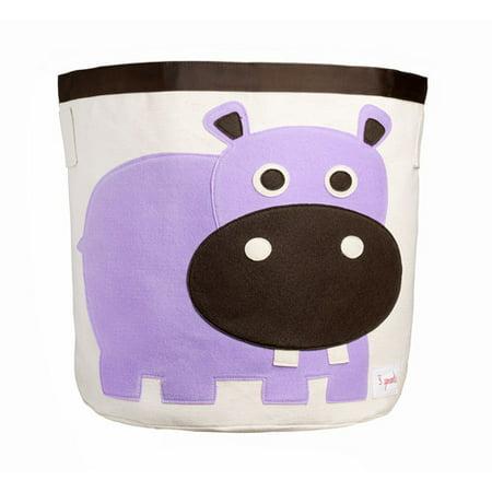 Storage Bin - Hippo