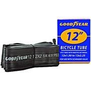 3Pc Kent International 91073 Goodyear Tube Bike 12X1.5-2.25 Black