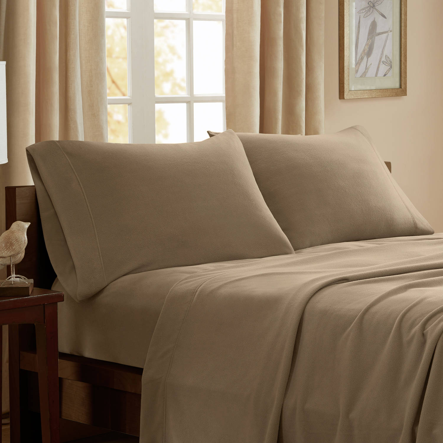 Comfort Classics 3M Scotchgard Micro Fleece Sheet Set
