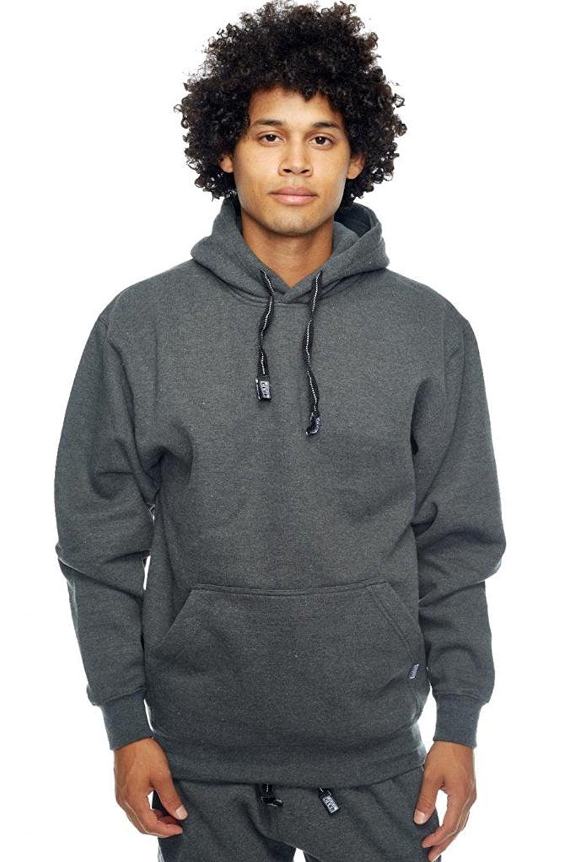 2d6b170fcc7 Men s Proclub Heavyweight Pullover Hoodie Sweatshirt Fleece S-5XL 1RPB0004