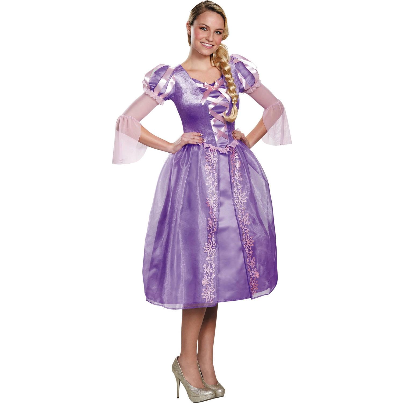 Rapunzel Women's Adult Halloween Costume