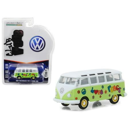 Volkswagen Type 2 Bus - 1964 Volkswagen Type 2 Samba Bus