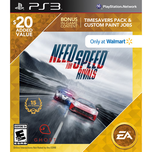 Electronic Arts Nfs Rivals