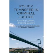 Policy Transfer in Criminal Justice - eBook