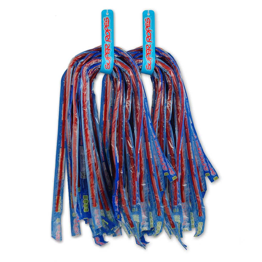 Super Ropes Clip Strip 30 count (Pack of 2)