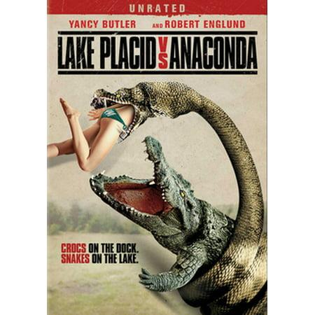 Lake Placid Olympics (Lake Placid vs. Anaconda (DVD))