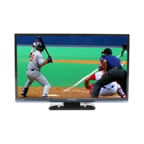 "Sansui Accu SLED2400 24"" 720p LED-LCD TV - 16:9 - HDTV 2NZ5394"