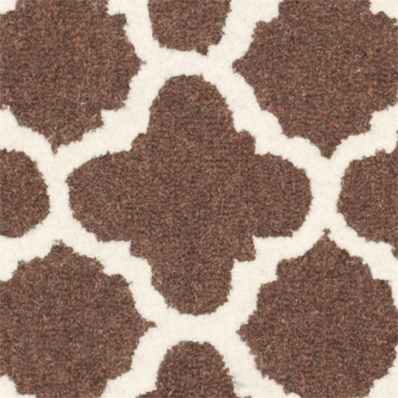 Safavieh Cambridge 5' X 8' Hand Tufted Wool Rug - image 2 of 3