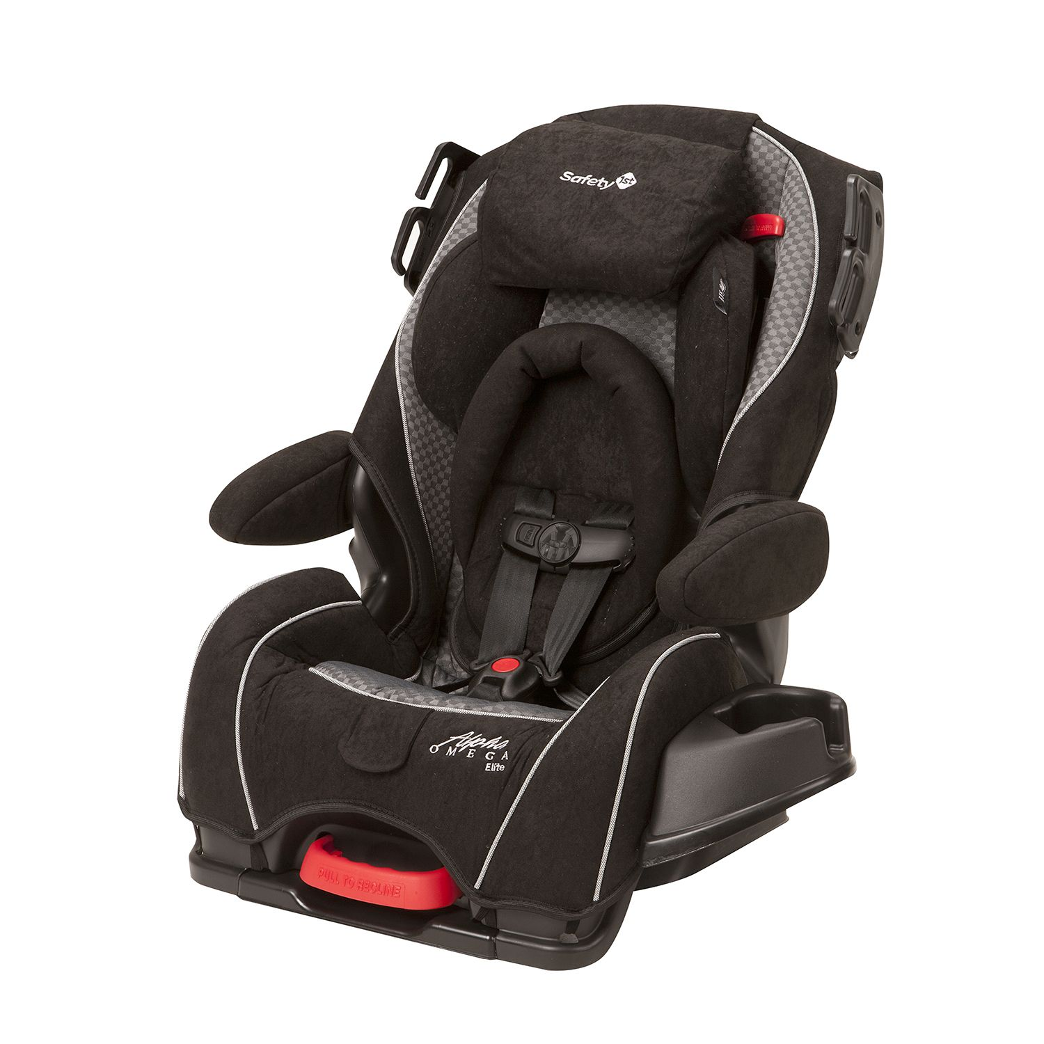 Safety 1st Alpha Omega Elite Convertible 3-in-1 Car Seat,...
